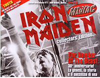Iron Maiden Live Collectibles